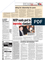 thesun 2009-07-09 page02 nutp wants govt to focus on improving standard of english