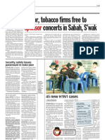 thesun 2009-07-09 page03 liquor tobacco firms free to sponsor concerts in sabah swk