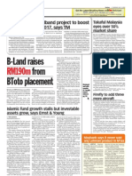 thesun 2009-07-09 page16 b-land raises rm190m from btoto placement