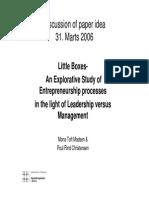 Leadership&Management