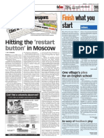 thesun 2009-07-13 page12 hitting the restart button in moscow