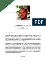 Thinking Futility