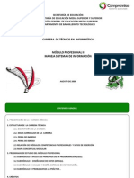 Modulo II Tec Inform