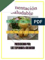 Portafolio Cocina Saludable