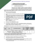Auditor Fiscal-RJ 2013 Edital