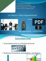 climayculturaorganizacional-121112145537-phpapp01