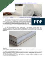 Empresa desenvolveu isolamento termoacustico de Lã de Pet 100