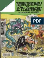 Mortadelo y Filemón - 043 - Las tacitas volantes
