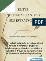 Elites Industrializantes