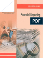 Financial Reporting Vol. 1