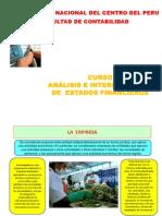 ANALSIS FINANCIERO
