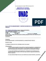 Ley de Adquisiciones y Contrataciones de La Administracin Pblica LACAP