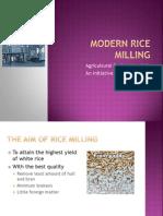 G v Agrotech Modern Rice Milling