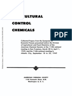 001. Agricultural Control Chemicals (1950)
