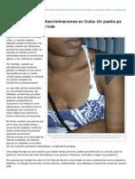 Pikaramagazine.com-La Lucha Contra Las Discriminaciones en Cuba Un Pasito Palante y Un Pasito Patrs