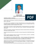 Hoja de Vida Hector Javier Valencia Vivas