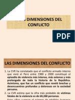Conclusiones Del Informe de La CVR y La Violencia Politica