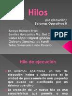 Exposición Hilos