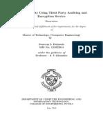 689278 | Cryptography | Hardware Description Language