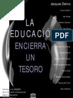 La educación encierra un tesoro / Delors