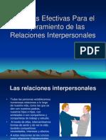 tecnicasefectivasparamejorarrelacionesinterpersonales-101128131601-phpapp01