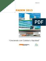 PADEM_2013