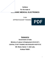 Mechanic Medical Electronics