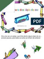 A AVENTURA DOS LÁPIS DE COR