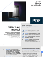 Manual do SANSUNG S5230