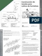 Construccion de Tuneles Para Cultivo de Hortalizas - TDF