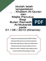 Cover Khamis (Ira)