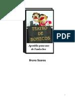 Apostila para uso de Fantoches - Teatro Evangélico - Bruno Soares