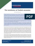 Economics of Turkish Accession-C