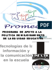 Promedu Linea Tic 2009