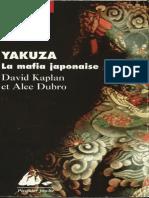 Yakuza - La Mafia Japonaise