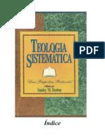 Stanley Horton - Teologia Sistem Tica