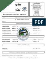 Boletín Oficial  2013  Nº 35