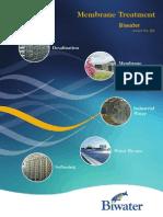 Bi Water Membrane Brochure