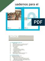 Presentacic3b3n Cuadernos Para El Aula Matemc3a1tica