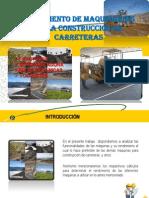 RENDIMIENTO DE MAQUINARIAS.pptx