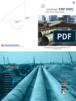 Frp Pipe Catalogos