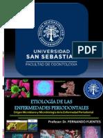 CLASE Origen Microbiano y Micro Enf Periodontales[1]