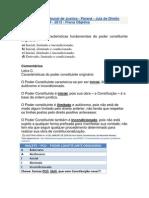 QUESTÃO 52 - CONCURSO MAGISTRATURA TJPR 2013