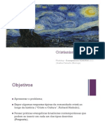 Cristianismo e Cultura (Workshop)