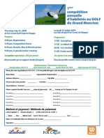 Golf Skills Registration - 23 July-Juillet 09 Eng-Fr