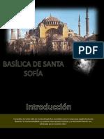 Basilica Sta Sofia