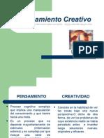 Pensamiento Creativo y Estrategias Comunicativas