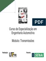 [Apostila - UTF-PR] Curso de Especialização em Engenharia Automotiva - Módulo Transmissões II