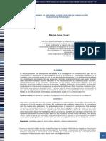 Dimensiones de Analisis de La Investigacion en Comunicacion Hacia El Dialogo Metodologico