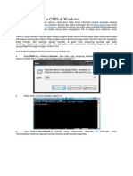 Cara Hack Wifi via CMD Di Windows